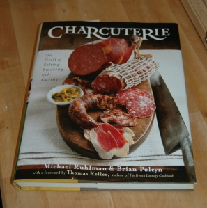 Charcuterie, by Michael Ruhlman and Brian Polcyn