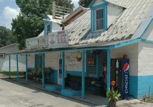 Photo of the exterior of Scott's Bar-B-Que