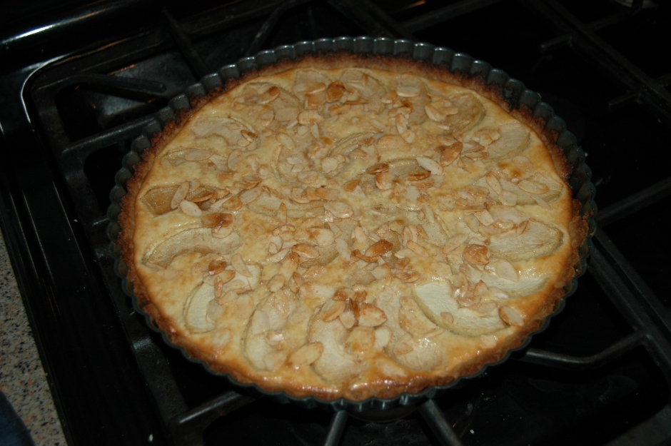 Apple Tart, fresh from the oven