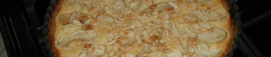 Apple Tart, fresh from the oven